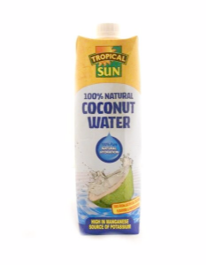 100% Natural Pure Coconut Water 1 Litre | Buy Online at the Asian Cookshop
